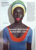 WTH black face sex slavery